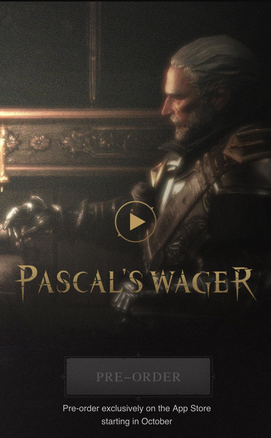 黑暗幻想动作RPG手游《帕斯卡契约》官网截图