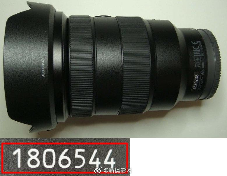 部分索尼FE 16-35mm F2.8 GM镜头无法正常工作