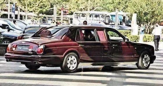 全球限量版的汽车,全国仅3辆,北京仅此一辆在它手里