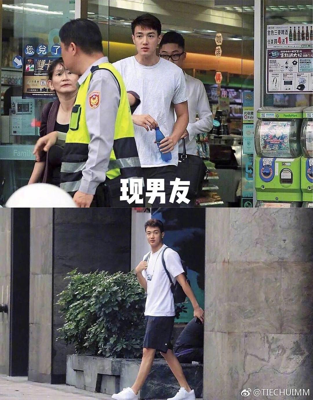 公开恋爱对象,为腾讯视频第二季节目选手@黄皓Justin