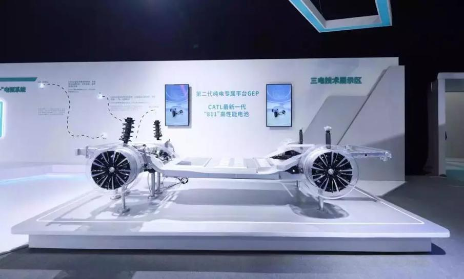 沒上市就火了!這款新能源車究竟什麽來頭?