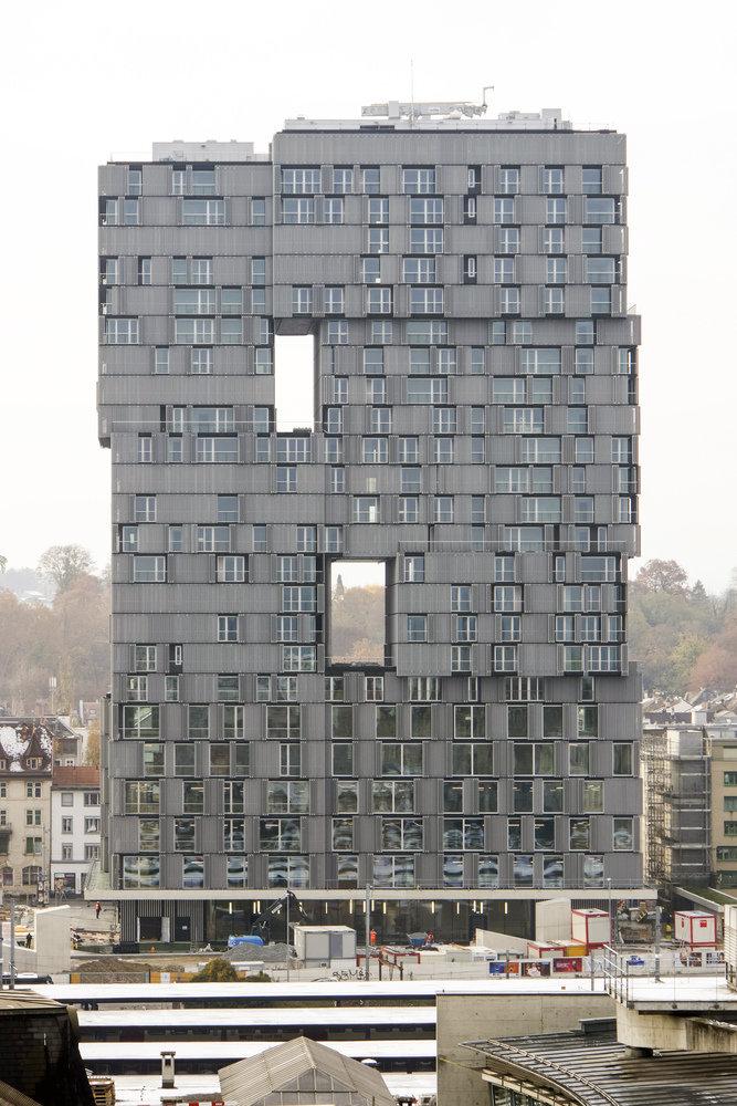 Meret Oppenheim Hochhaus 巴塞尔大厦