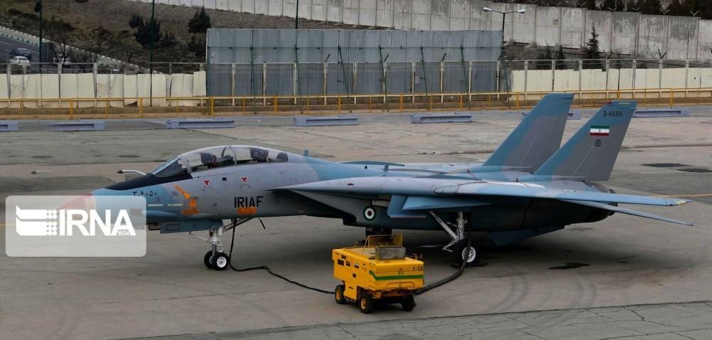 8架经过维修和现代化的飞机返回伊朗空军,包括F-4, F-14,幻影F1