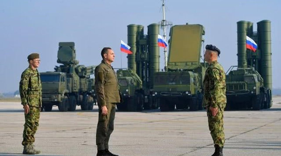 普京再下一城,继土耳其后欧洲强国将部署S400,美国阻挠也无效