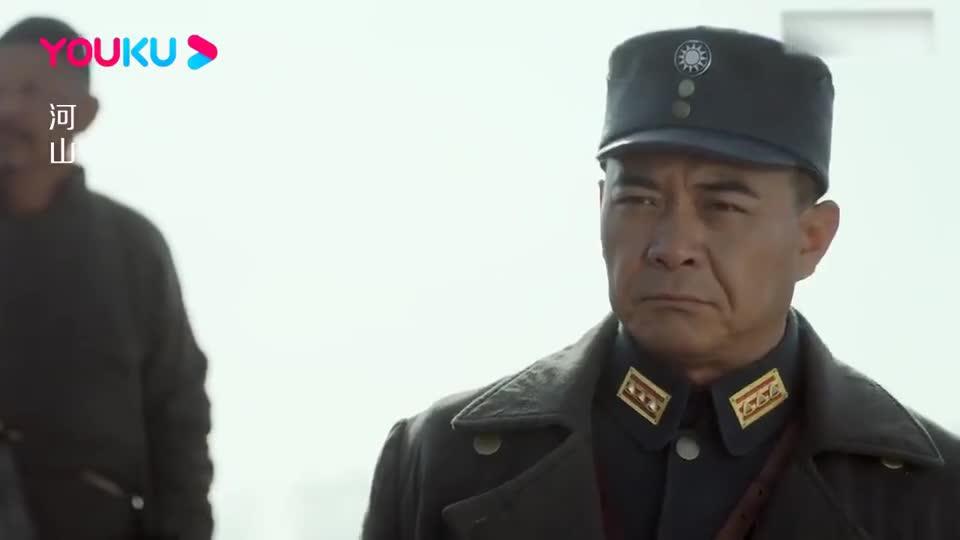 皇协军反水投诚,怎料敬了一个礼,司令立马发现是鬼子假扮!
