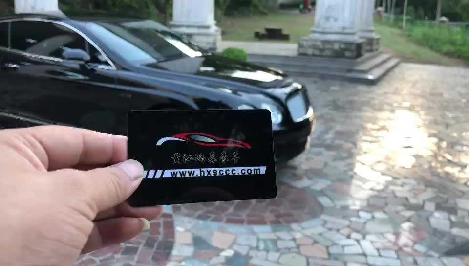 纯12年宾利GT极速版 Speed W12 6
