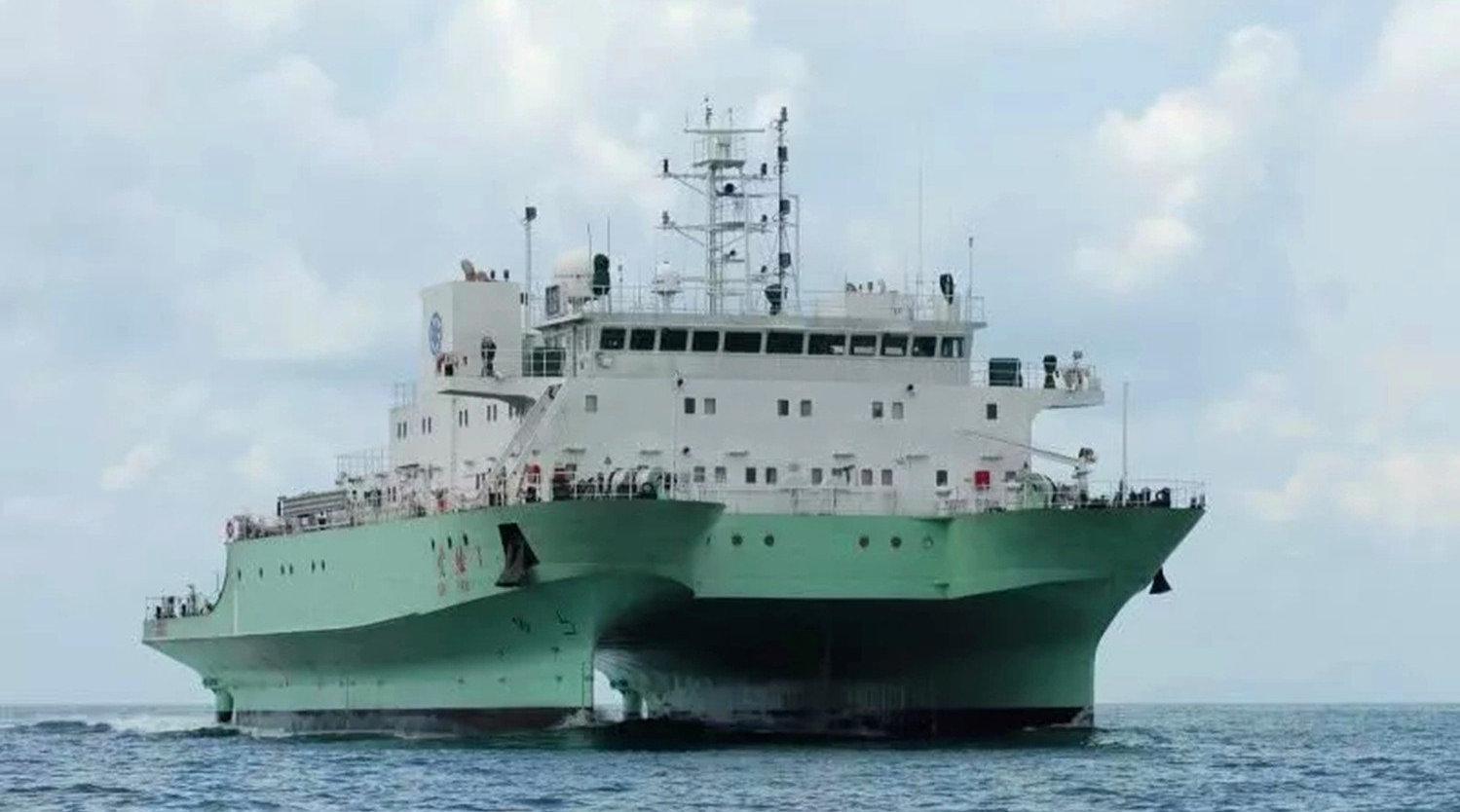 """中国船只海洋作业时遭印度无理驱离,还被指责:搞""""间谍活动""""!"""