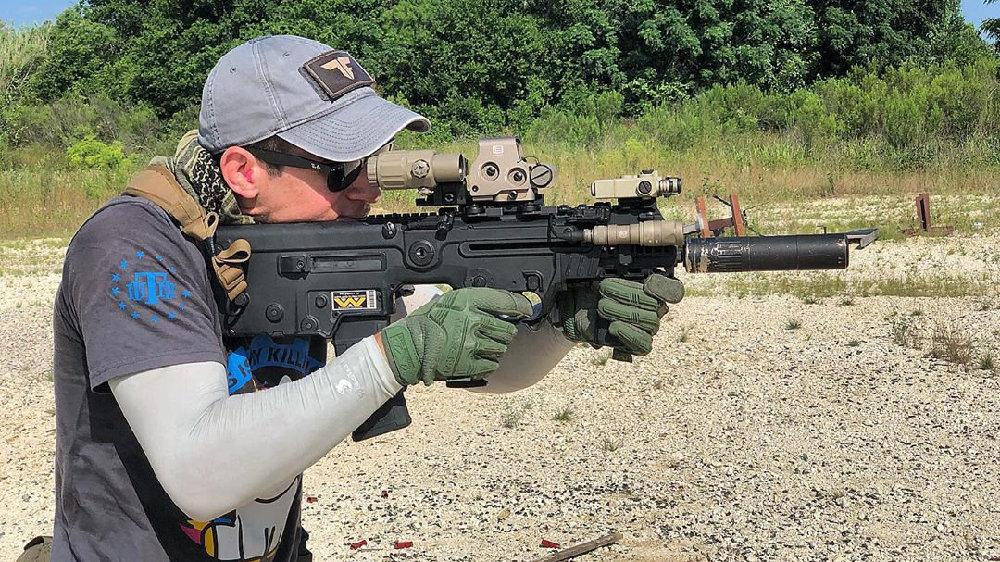 【无托新贵】IWI公司塔沃尔X95步枪图集
