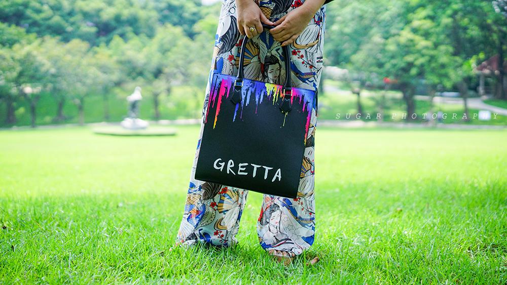 意大利作为世界皮具的潮流引领,轻奢品牌琳琅,偶遇GRETTA RICCI