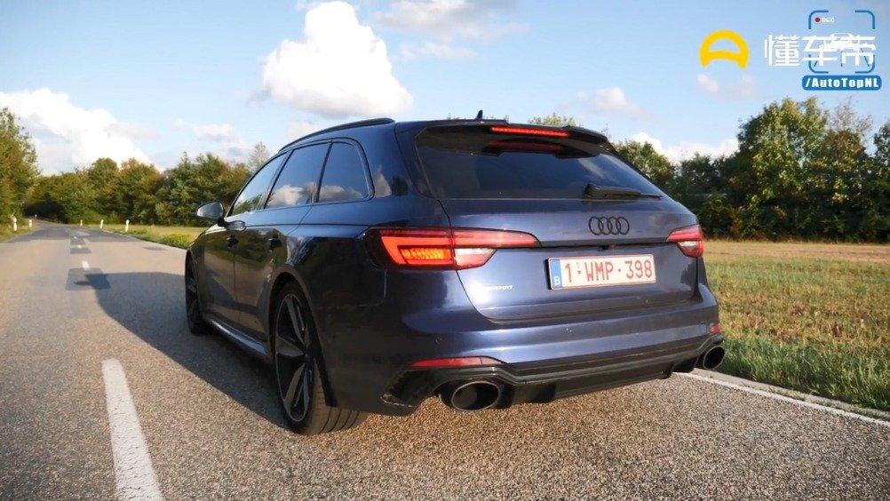 买菜车Audi RS4