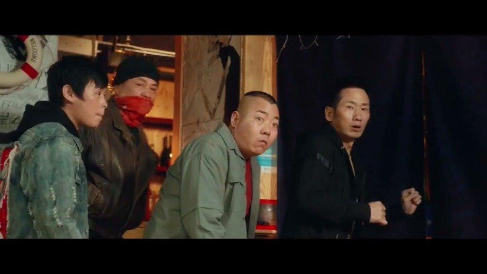 电影《站住!小偷》曝定档预告片!