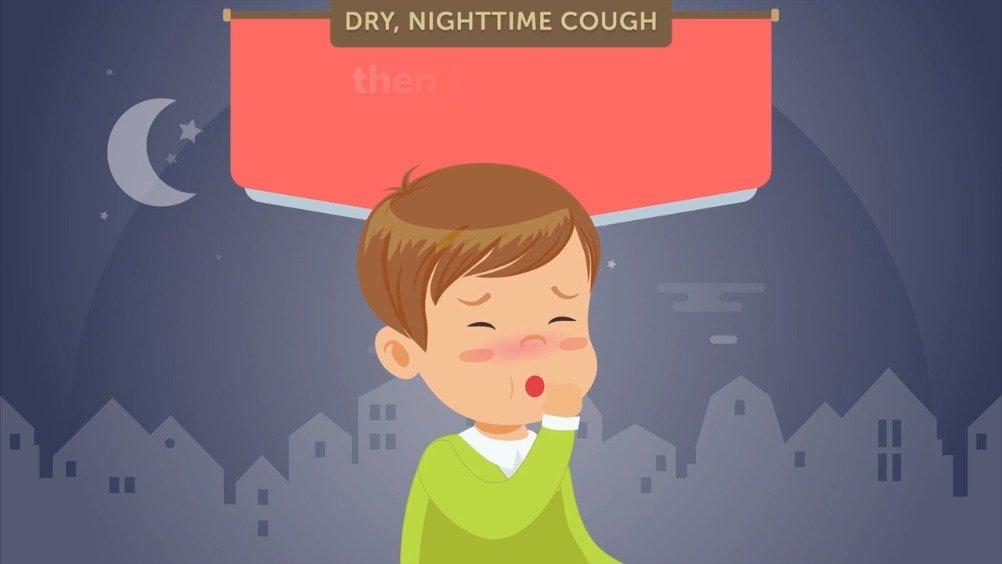 听听看7种不同的咳嗽:普通感冒?肺炎?百日咳?哮喘?支气管炎