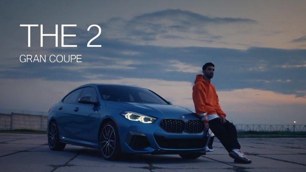 视频:宝马2系Gran Coupe宣传片