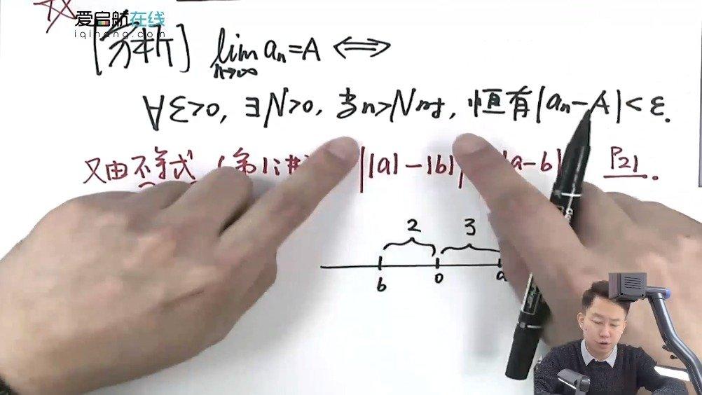 微积分起源于十七世纪,而极限定义却在十九世纪才正确给出