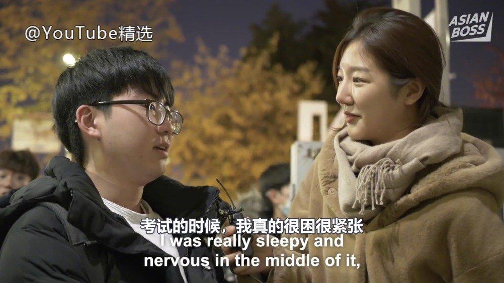 真实记录:韩国高中生的高考