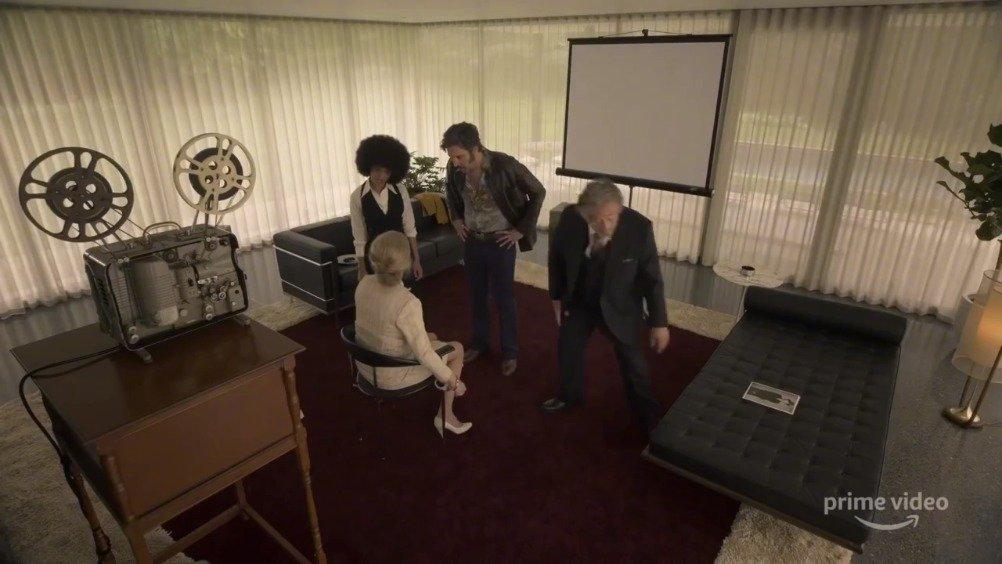 阿尔·帕西诺主演的首部剧集《猎杀纳粹》曝光新预告