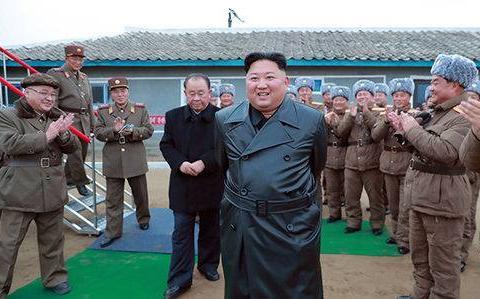 朝韩谈判僵持!朝鲜经济、军事两手抓或进行人造卫星发射