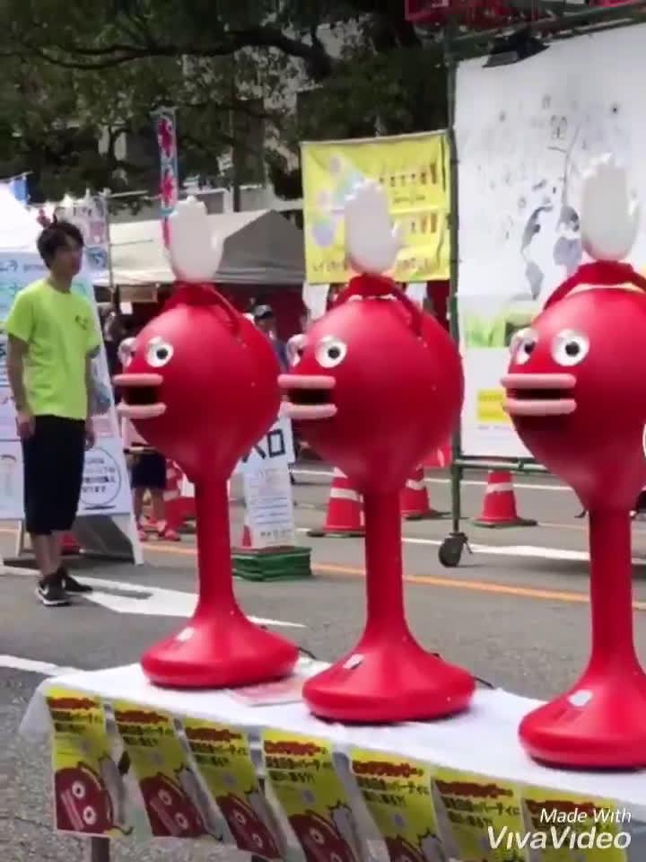 去年有跟大家提到过得日本科技界新网红big clapper