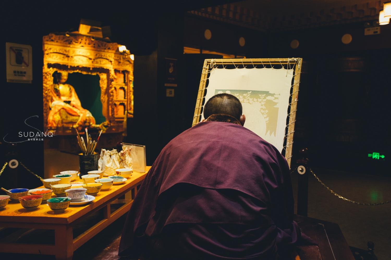自我从2013年去一趟西藏之后,古老的藏文明便深深烙在我心上