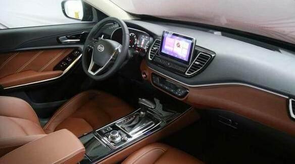 一汽终于进步了,高颜值智能SUV配爱信变速箱