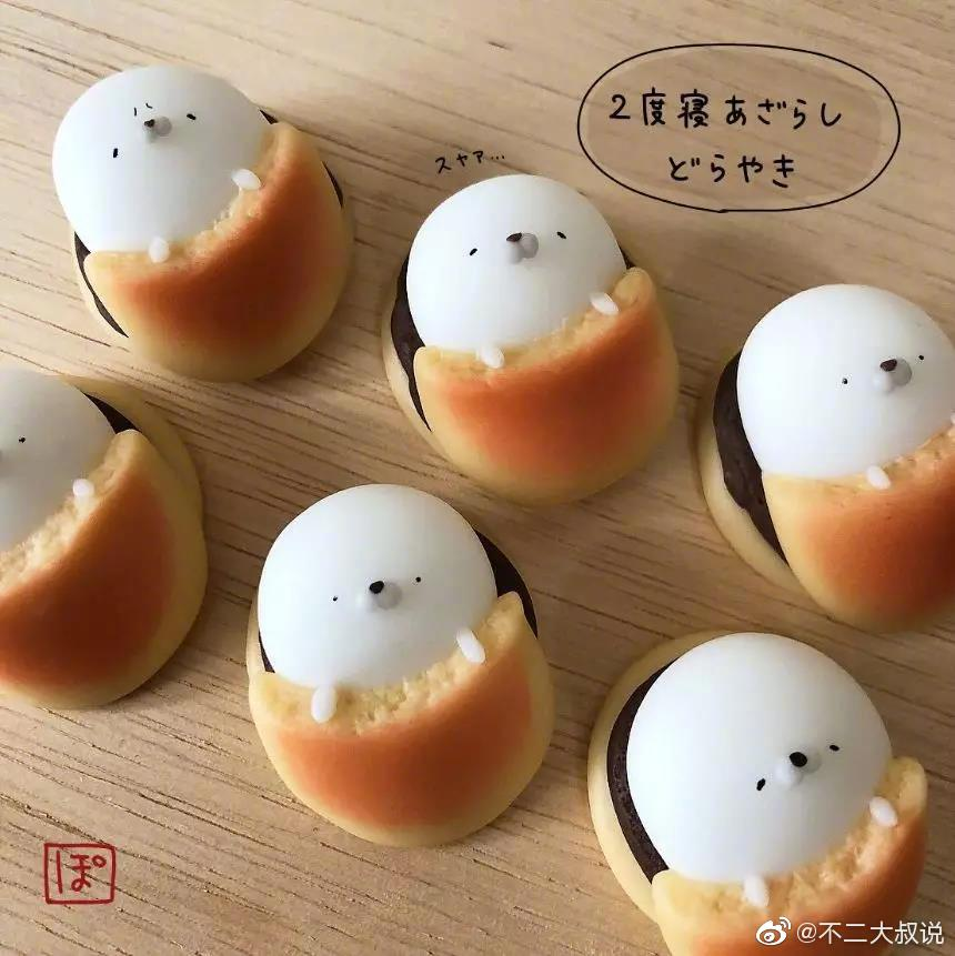 日本粘土艺术家Pobot作品集,实不相瞒我想吃!卡哇伊!!!