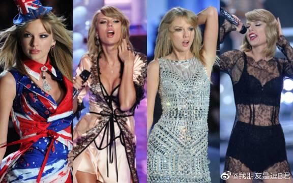 维密秀2013、14年霉霉献唱Style等合集~快来看看有没有你喜欢的那位模