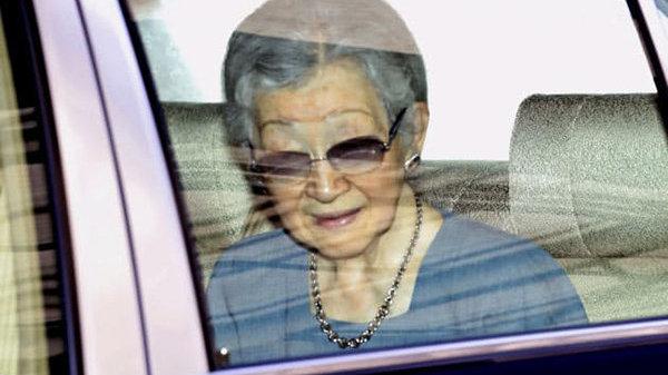 日本上皇后乳腺癌手术顺利结束 未见转移