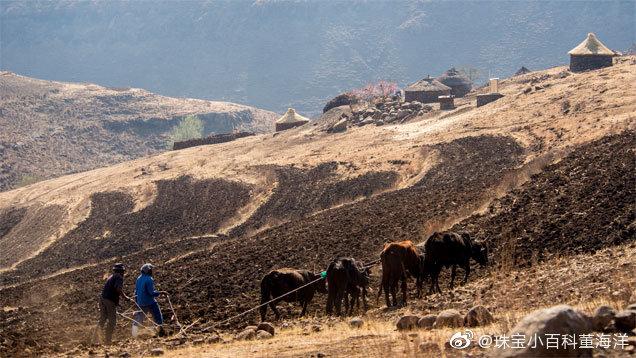 莱索托偏远的马洛蒂山脉堪称这个内陆国风景最美的地区之一