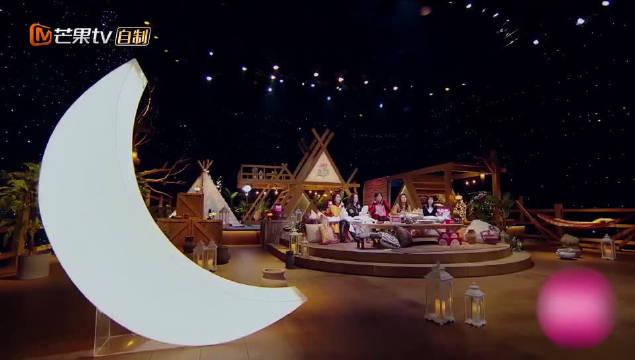 看到杨千嬅唱《野孩子》这首歌的时候眼中全是丁子高太羡慕了!