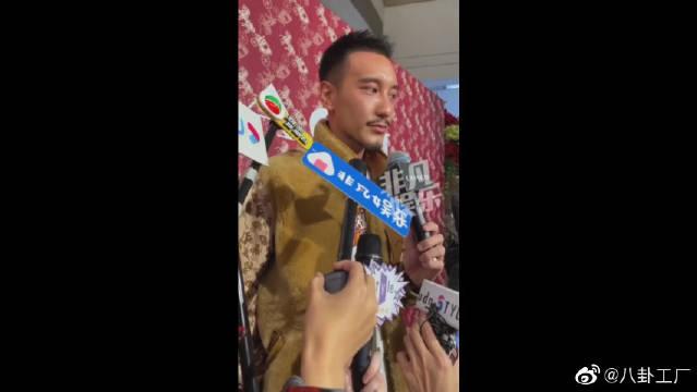 王阳明活动当天的采访视频