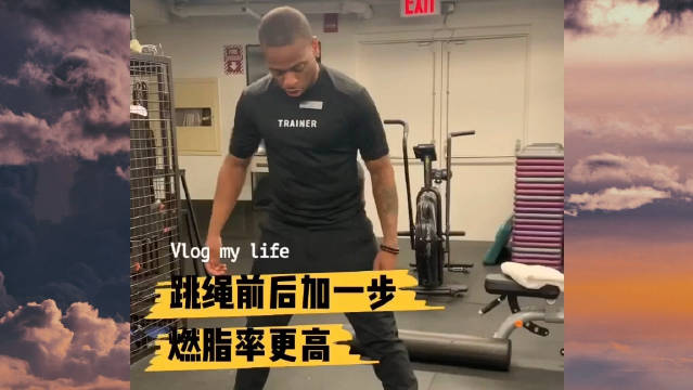 跳绳和战绳都是常用于减肥的有氧减肥项目,甚至有跳绳10分钟
