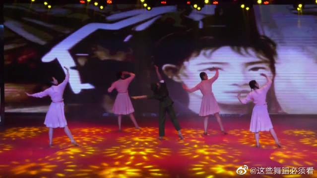 西北油田2019春晚--舞蹈《芳华》!!你喜欢吗??