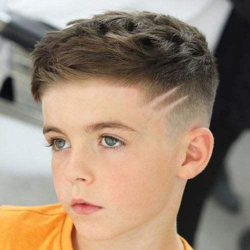 2019男童帅气发型,适合3-6岁男孩子,快来让你的孩子尝试吧!图片