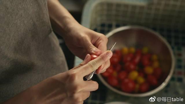小森林教你做美食之番茄意面、伍斯特酱油、榛子酱、雨久花酱