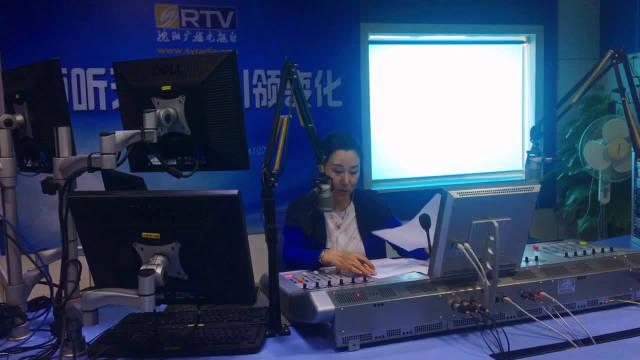 沈阳新闻广播民生监督节目《辣姐有话要说》正在直播