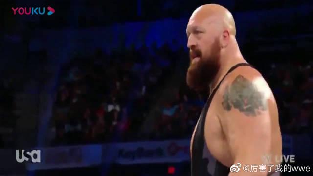 WWE经典回顾:大秀哥VS兰迪奥顿,完美演绎硬实力差距!