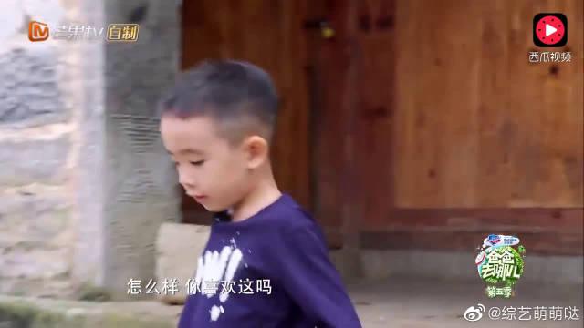 Jasper与杜江谈判换房你跟嗯哼睡在那,小机灵鬼
