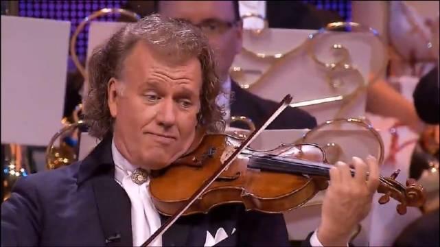 2012 安德鲁里欧在巴西音乐会:苏格兰风笛爱尔兰哨笛《奇异恩典》