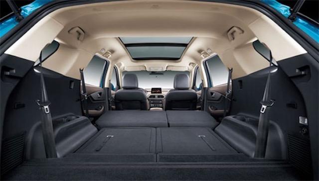 7座SUV风光过新年 风光S560仅售6.39万元起