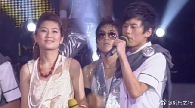 2007快乐男声总决赛,张杰,陈楚生,魏晨,苏醒与SHE合唱