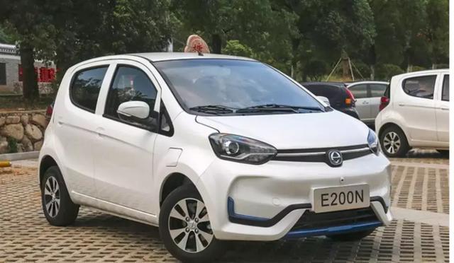 11月纯电动汽车销量有特点 北汽第一 蔚来进前十
