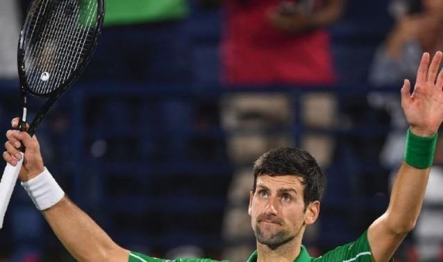 2020赛季16连胜:德约科维奇2-0晋级冲击双17连胜