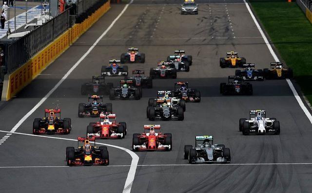 遗憾!受疫情影响,F1大奖赛中国上海站将推迟举行
