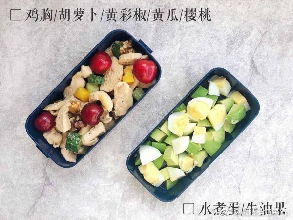 (  ω )→减脂餐食谱