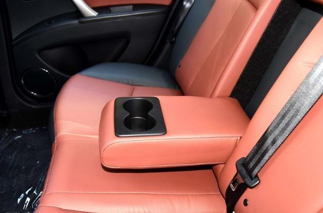 海马M6:优秀的设计理念,给人耳目一新的感觉