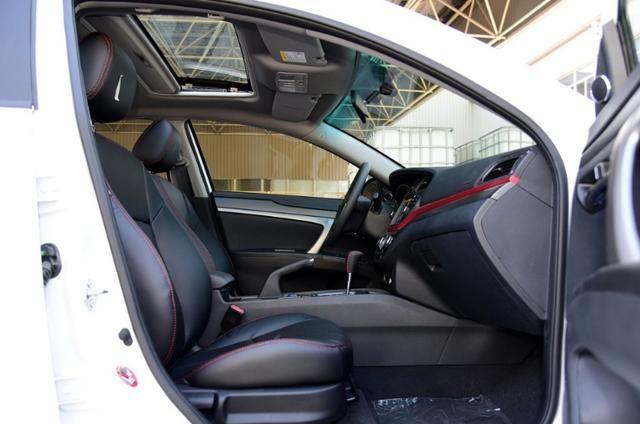 海马M6:拥有全新设计理念,是不错的选择