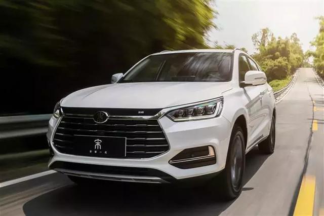2018年销量贼高的SUV,自主三款,合资三款!