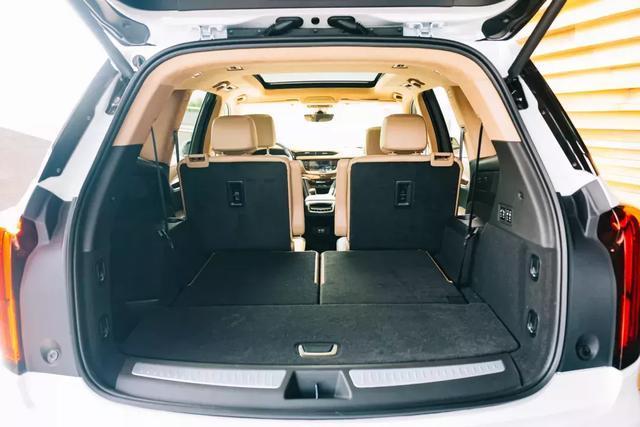 静态体验凯迪拉克XT6:一台纯正美式豪华SUV的力与美