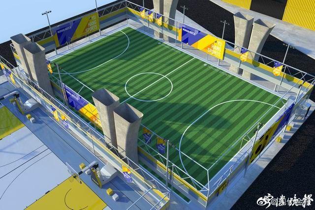 潘火高架桥下 将变身体育公园改造面积约9000平方米