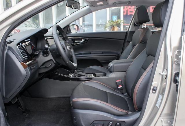 悦达起亚凯绅:优雅别致的造型,全新的驾驶体验